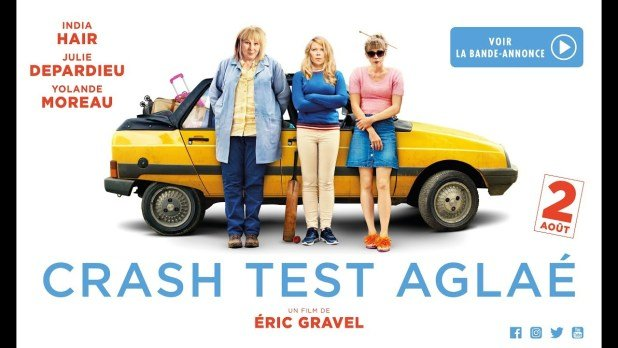 Crash Test Aglaé Teaser VF