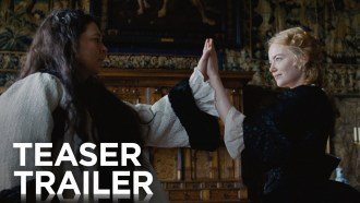 The Favourite Teaser VO